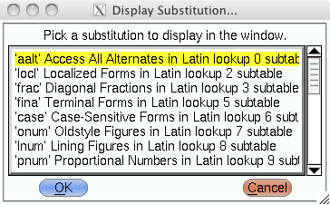 fontforge-view-substitutions